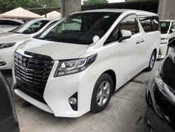 Toyota Alphard 2.5X S Roof
