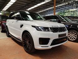 Land Rover Range Rover 3.0 Sport Hse V6