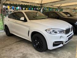 BMW X6 M50d 3.0 Tt