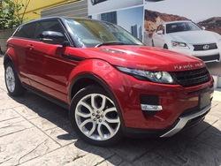 Land Rover Range Rover Evoque Si4 Dynamic Coupe