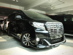 Toyota Alphard 3.5 El (0727)