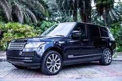 Land Rover Range Rover 5.0 L V8 LWB Vogue