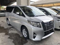 Toyota Alphard 2.5X 1 Pd