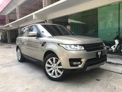 Land Rover Range Rover Sport SE 3.0 Petrol