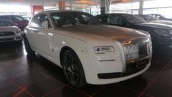 Rolls-Royce Ghost 6.6 Gen 2 Starlight