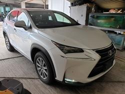 Lexus Nx200 T