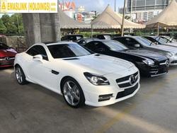 Mercedes-Benz SLK 200 AMG Sport P R