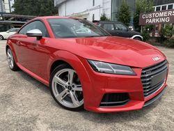 Audi TTS 2.0 TFSI Sport Coupe