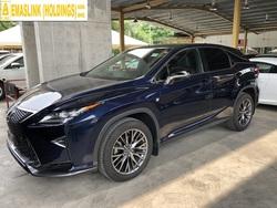 Lexus RX 200t F Sport