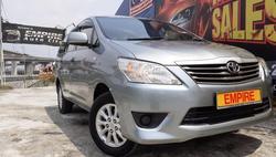 Toyota Innova 2.0 (A) VVT-i