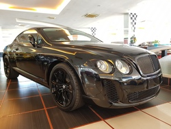 Bentley Continental 6.0 GT Supersport