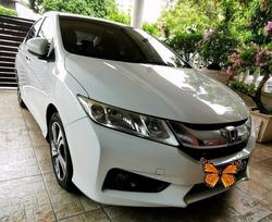 Honda City 1.5 V VTEC