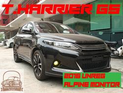 Toyota Harrier GS 2.0