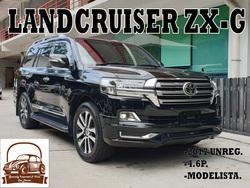 Toyota Land Cruiser 4.6 Zxg