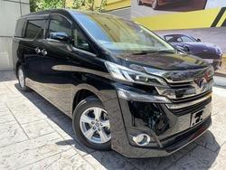 Toyota Vellfire 2.5X Edition