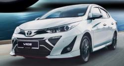 Toyota Vios 1.5E (A) New