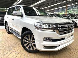 Toyota Land Cruiser 4.6 Zx Edi 4 Cam