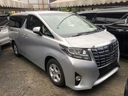 Toyota Alphard 2.5X 360 2 Pd