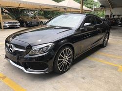 Mercedes-Benz C-Class C300 AMG Coupe