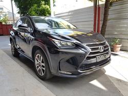 Lexus Nx200 T Luxury