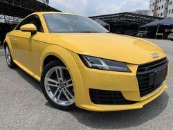 Audi TT 2.0 TFSI Sport Coupe