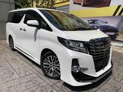 Toyota Alphard 2.5 Sc Edi Modelista