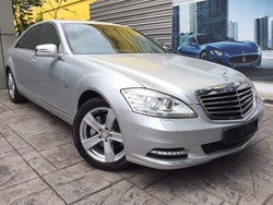 Mercedes-Benz S-Class S350 L Luxury