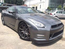 Nissan GT-R Black Edi Facelift
