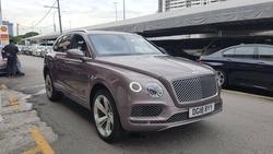 Bentley Brooklands Bentayga V8