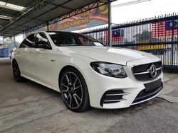 Mercedes-Benz E-Class E43 3.0 AMG Premium