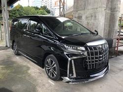 Toyota Alphard 2.5 Sc Modelista