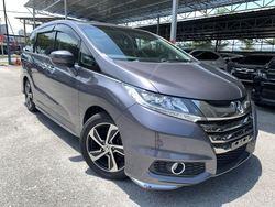 Honda Odyssey Absolute EX 4 Cam