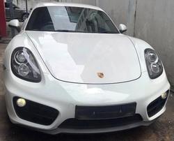 Porsche Cayman 2.7 Unreg