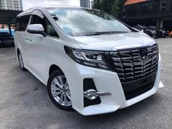 Toyota Alphard 2.5 Sa Sunroof