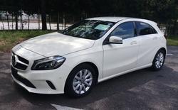 Mercedes-Benz A-Class A180 1.6 SE Unreg