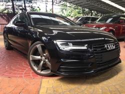 Audi A7 Black Edi Sportback