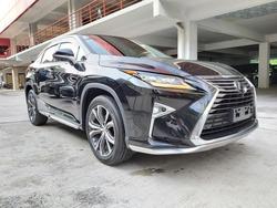 Lexus RX 200 2.0 2016