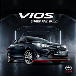 Toyota Vios 1.5 (A) New