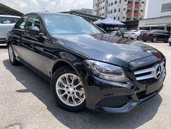 Mercedes-Benz C-Class C200 SE Exclusive