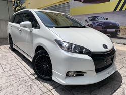 Toyota Wish 1.8S Monotone S/Roof