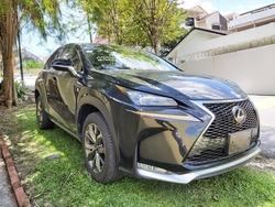 Lexus RX Nx200 2.0 2017