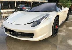 Ferrari 458 4.5 V8 (A)