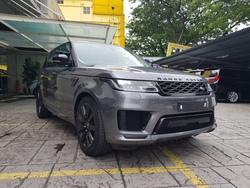 Land Rover Range Rover Sport 3.0 Hse V6