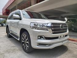 Toyota Land Cruiser Ax Zx 4.6 2018