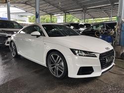 Audi TT 2.0 S-Line S Tronic