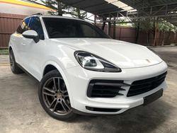 Porsche Cayenne 3.0 Pdk Tiptronic