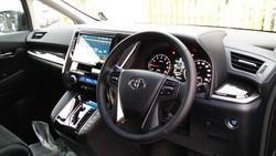 Toyota Alphard 2.5 Sa