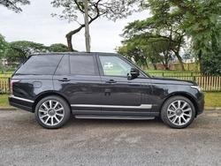 Land Rover Range Rover Vogue 3.0 2016