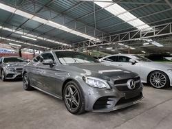 Mercedes-Benz C-Class C300 2.0 Coupe