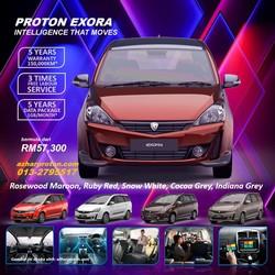 Proton Exora 1.6 Turbo